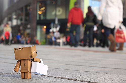shopping_danbo